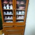 ぷちサンプル食器棚